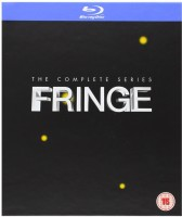 Fringe: The Complete Series Collection - BD Box-set 1 to 5(Blu-ray English)