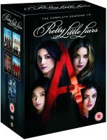 PRETTY LITTLE LIARS THE COMPLETE SEASONS 1 TO 5(DVD English)