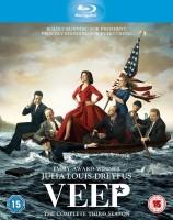 Veep - 3 3 (The Complete Third Season)(Blu-ray English)