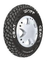 CEAT Gripp 90/100/10 Rear Tyre(Dual Sport, Tube)