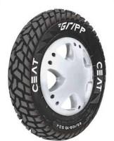 CEAT Gripp TT 90/100-10 Rear Tyre(Dual Sport, Tube)