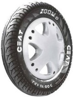 CEAT Zoom D 90/90-12 Front & Rear Tyre(Dual Sport, Tube Less)