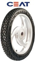 CEAT Gripp 2.75-18 Rear Tyre(Street, Tube)