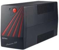 View Intex Protector 725 600va 3Plug UPS Laptop Accessories Price Online(Intex)