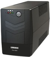 View Luminous Pro 600 600VA UPS -PRO UPS Laptop Accessories Price Online(Luminous)