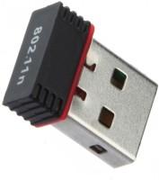 Adnet Nano WiFi Wireless USB Adapter(Black)