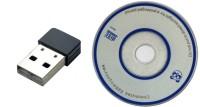 Kemket IN21065 USB Adapter(Black)