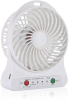 STK Portable FS44 USB Fan(WHITE)