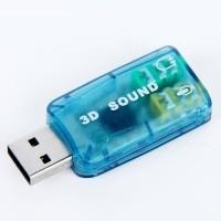View Smartpro 5.1 BUG-0324 Sound Card(Blue) Laptop Accessories Price Online(Smartpro)