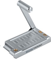 View Nacon BCR 20/16 BCR 20/16 Card Reader(Silver) Laptop Accessories Price Online(Nacon)