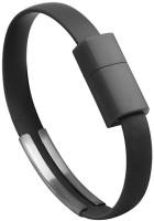 View Saihan Bracelet1 SHN 1 pack WB USB Charger(Black) Laptop Accessories Price Online(Saihan)