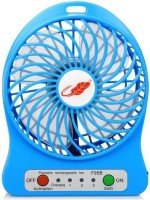 View KONARRK F95B AST2_16 USB Fan(Blue) Laptop Accessories Price Online(KONARRK)
