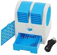 View S S Enterprises X123 AS98 USB Fan(Blue) Laptop Accessories Price Online(S S Enterprises)