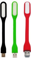 View Wowobjects Pro Black, Green, Red_LMP Led Light(Black, Green, Red) Laptop Accessories Price Online(Wowobjects)