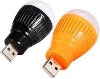 View Zarsa Bulb Led Light(Black, Yellow) Laptop Accessories Price Online(Zarsa)