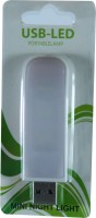 View Smartpro Portable -Nightlight, White Mini USB Led Light(White) Laptop Accessories Price Online(Smartpro)