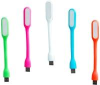 View APOLLO+ Flexible A01_PackOf5 Led Light(Multicolor) Laptop Accessories Price Online(APOLLO+)