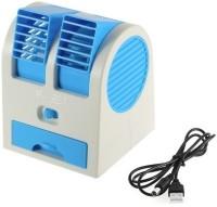 View OMRD Mini Fragrance mini1245 USB Fan(Multicolr) Laptop Accessories Price Online(OMRD)