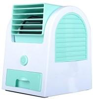 View PERSONA Mini air conditioner MINI AIR CONDITIONER USB Air Freshener(BLUE) Laptop Accessories Price Online(PERSONA)