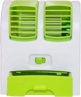 View Palakz Bladeless Fragnance Small USB Fan(Multicolor) Laptop Accessories Price Online(Palakz)