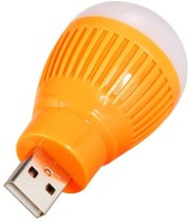 View Zarsa Bulb Led Light(Orange) Laptop Accessories Price Online(Zarsa)