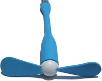 View Roboster Mini Cooler for Mobiles B01BCHZPMCOR USB Fan(Orange) Laptop Accessories Price Online(Roboster)
