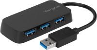 View Targus ACH124AP 4-Port, 3.0 USB Hub(BLACK) Laptop Accessories Price Online(Targus)