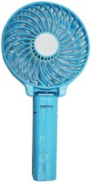 View Kids World Portable Rechargeable Fan with 18650 Battery CY-820A USB Fan(Multicolor) Laptop Accessories Price Online(Kids World)