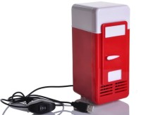 G & S Enterprises SMARTCHILLER REDBOX1 USB Fridge(Red)