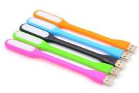 View Bingo 5v 1.2W Portable Flexible Lamp 1 Pcs. LED Led Light(Multicolor) Laptop Accessories Price Online(Bingo)