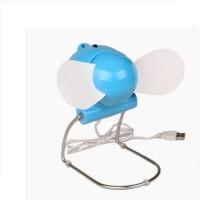 View eShop Standard Esuf_154 USB Fan(Multicolor) Laptop Accessories Price Online(Eshop)