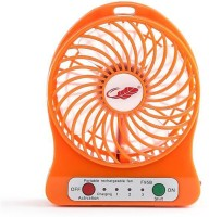 View Shopimoz MZ UPF-104 USB Fan(Orange) Laptop Accessories Price Online(Shopimoz)