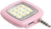 View SJLR 16 LED Selfie Light Flash LED Led Light(Pink) Laptop Accessories Price Online(SJLR)