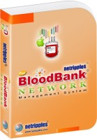 Netripples Blood Bank Network Plus(1, 1 PC)