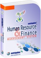 Netripples Human Resource And Finance(Web)(1 Year, 1 PC)