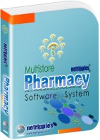 Netripples Multi Store Pharmacy Management System(1 Yr, 1 PC)