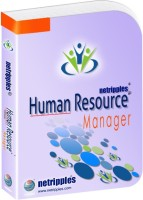 Netripples Human Resource Manager(1 Year, 1 PC)