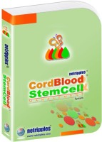 Netripples Stem Cell And Cord Blood Management System(1 Year, 1 PC)