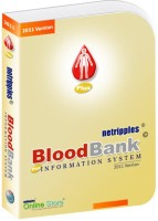 Netripples Blood Bank Information System Plus(1, 1 PC)