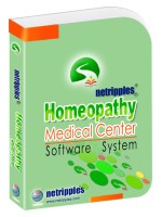 Netripples Homeopathy Medical Center(1 Year, 1 PC)