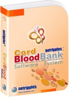Netripples Cord Blood Software(1 Year, 1 PC)