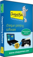 CHEQUEMAN Professional Edtion(1 year, 1 PC)