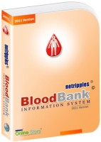 Netripples Blood Bank Information System(1 Software, 1 PC)