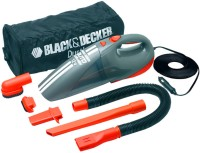 View Black & Decker ACV 1205 Car Vacuum Cleaner(Grey, Orange) Home Appliances Price Online(Black & Decker)