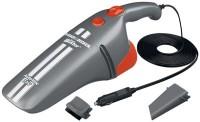 View Spartan Black & Decker Av1205 12v Dc Car Vacuum Cleaner Car Vacuum Cleaner(Grey) Home Appliances Price Online(Black & Decker)