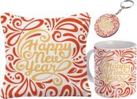 SKY TRENDS Mug, Cushion Gift Set
