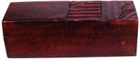 Onlineshoppee AFR525 Jewellery Box Vanity Box(Brown)