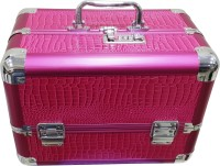 Satisfaction Rose to store cosmetic items Vanity Box(Pink)