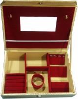 Angelfish Designer Jewellery Vanity Box(Multicolour) - Price 660 77 % Off
