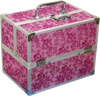 Pride Star Impression to store cosmetics Vanity Box(Royal Pink)